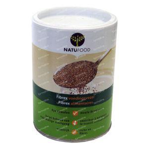 Natufood Fibrex Nutrition Fibre 400 g