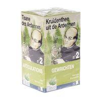 Kruidenthee uit de Ardennen Nr 2 Rheuma/Artritis 20  zakjes