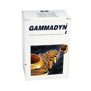 Unda Gammadyn I (Jodium) 30 St Ampoules