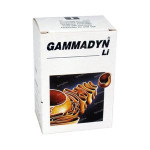 Unda Gammadyn LI 30 St ampoules
