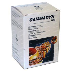 Unda Gammadyn MG 30 St ampoules