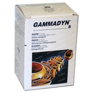 Unda Gammadyn S 30 ampoules