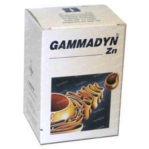 Unda Gammadyn ZN 30 St ampoules