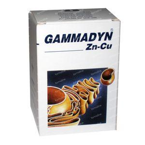 Unda Gammadyn ZN CU 30 ampoules