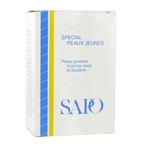 Sapo Savon Special Peaux Jeunes 100 g
