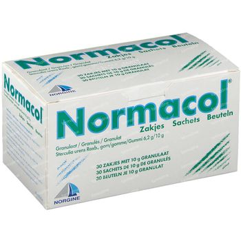 Normacol 30 sachets commander ici en ligne | FARMALINE.be