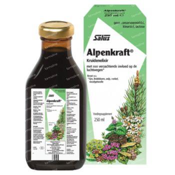 Salus Alpenkraft Elixir 250 ml