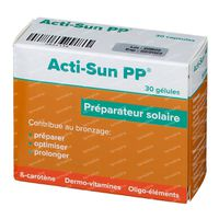 Acti-Sun PP 30  kapseln
