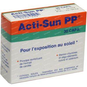 Acti-Sun PP 30 capsules