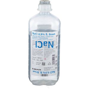 Braun NaCl 0.9% 500 ml