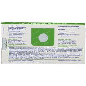 Homeofresh Chew-Gum Bioactivum Chlorophyl Sans Sucre 12 pièces