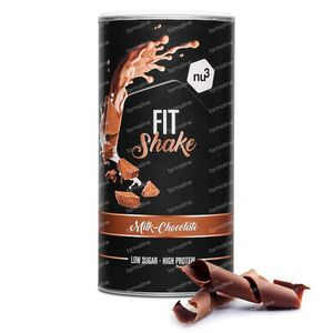 nu3 Fit Shake Chocolat au Lait 450 g