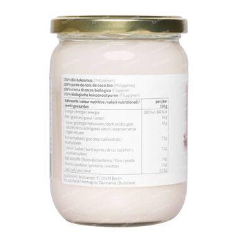 nu3 Purée de Noix de Coco Bio 450 g