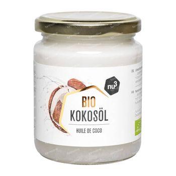 nu3 Huile de Coco Bio 230 ml