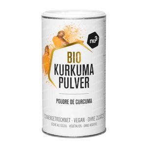 nu3 Kurkuma Bio 250 g poeder
