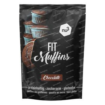nu3 Fit Muffins Chocolade 250 g
