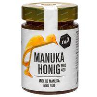nu3 Manuka Honing MGO 400 250 g
