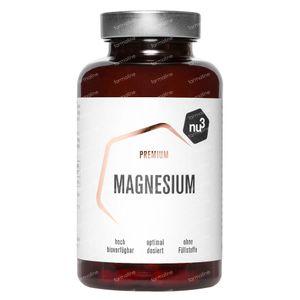 nu3 Magnésium Premium  120 capsules