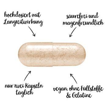 nu3 Premium Bio Vitamine C 120 capsules