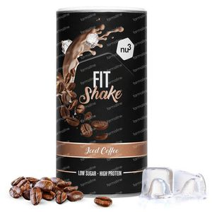 nu3 Fit Shake Iced Coffee 450 g