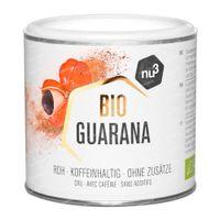 nu3 Guarana Bio 100 g poeder