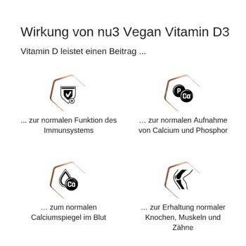 nu3 Vitamine D + K2 Premium 30 ml