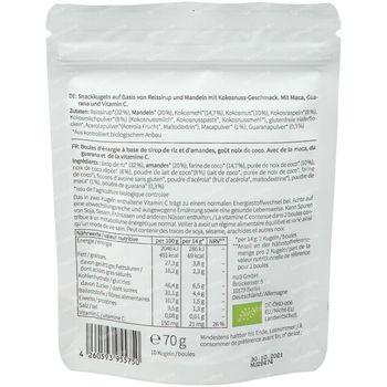 nu3 Energy Balls Coconut - Cookie Dough Bio 70 g