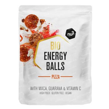 nu3 Energy Balls Pizza Bio 70 g