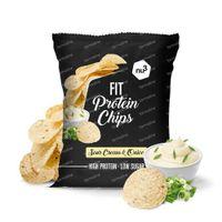 nu3 Fit Chips Protéinées Sour Cream & Onion 50 g