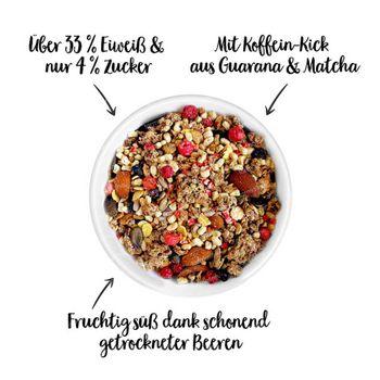 nu3 Fit Muesli Berry Crunch 500 g