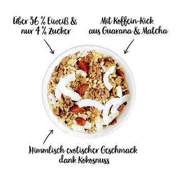 nu3 Fit Muesli Coconut Crunch 500 g