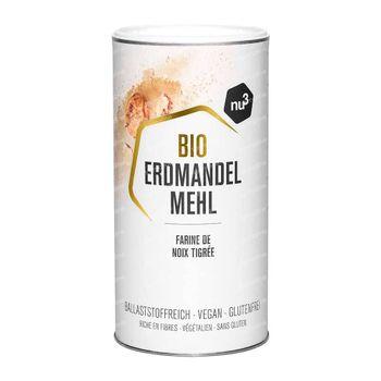 nu3 Farine de Noix Tigrée Bio 600 g