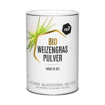 nu3 Germes de Blé Bio 200 g