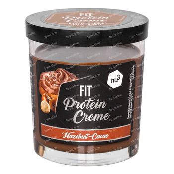 nu3 Fit Protein Crème Hazelnoot - Cacao 200 g