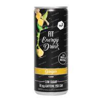 nu3 Fit Energy Drink Gember 250 ml