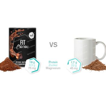 nu3 Fit Cacao 300 g