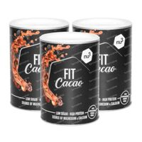 nu3 Fit Cacao TRIO 3x300 g