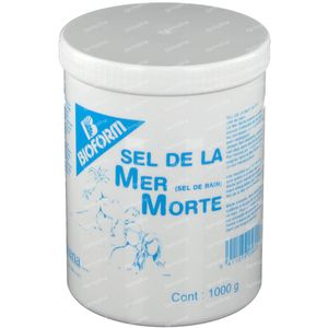 Bioform Sel Mer Morte 1000 g