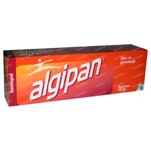 Algipan 140 g balsem