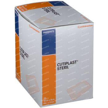 Cutiplast Sterile 10cm x 8cm 50 pièces