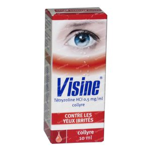 Visine Collyre 10 ml