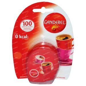 Canderel 100 comprimés