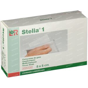Stella 1 5cm x 5cm 40 komedonenheber