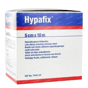 Hypafix 5cm x 10m 1 pièce