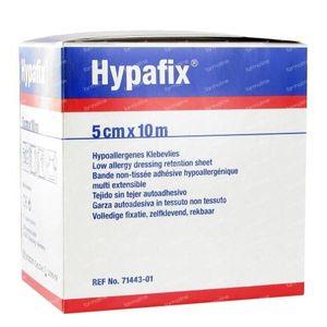 Hypafix 5cm x 10m 1 stuk