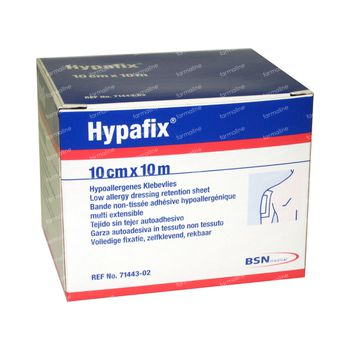 Hypafix 10cm x 10m 1 pièce