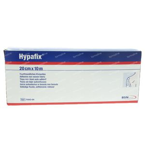 Hypafix 20cm x 2m 1 stuk