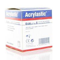 Acrylastic 6cm x 2.5m 1 st