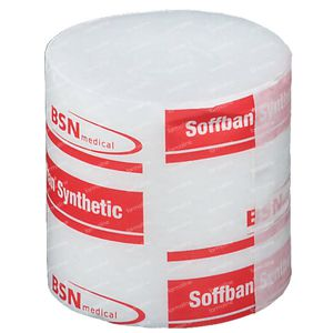 Soffban Ouate Synthetic 5cm x 2.7m 1 pièce