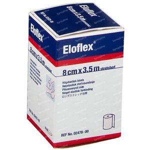 Eloflex Elastic 8cm x 3.5m 1 item